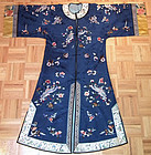 Antique Chinese Qing Dynasty Women�s Robe Qing Dynasty