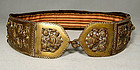 Antique Sword Belt Hungarian Polish, 17th century