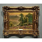 Antique Scottish Victorian Painting, 19th century