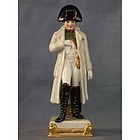 Porcelain Figure of Napoleon Bonaparte by Scheibe-Alsba