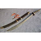 Antique Antique Chinese Qing Dynasty Sword Dao 19th cen