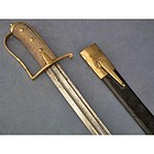 Antique 18th century Polish Officer Sword Sabre