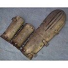 Very Rare Antique 15th-17th c Turkish Ottoman Armor