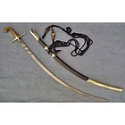 Antique Turkish Ottoman Islamic sword Shamshir 18th cen