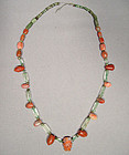 Antique Pre-Columbian Tairona culture necklace
