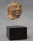 Ancient Greek 5th � 3rd c BC Head of a Goddess