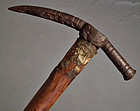 Antique 16th -17th c Polish or Hungarian Horseman War Hammer � Nadziak