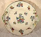 Rare Herend Queen Victoria Plate 1943