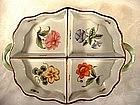 Rare Herend sweets plate dated to 1942