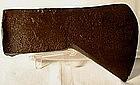 18th Century Trade axe tomahawk