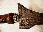 18TH CENTURY INDONESIAN DAMASCUS STEEL KRIS