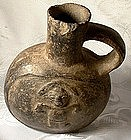 Inca Ceramic Jug about  A.D. 1500