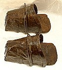 European knight Stirrups Circa 1600