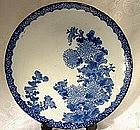 ANTIQUE JAPANESE IMARI PLATE 19TH CENTURY