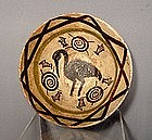 Islamic Ceramic Bowl, Persia Nishapur 10th Century