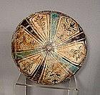 Islamic Ceramic Bowl, Persia-Sultanabad, 13th Century
