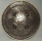 Antique 18th century Indo Persian Separ shield Armour
