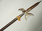 Antique 17th century European Halberd Axe
