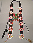 Antique Native American Indian Beaded Dance Harness
