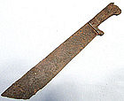 Antique German sword � waidblatt, Saxon Hunting sword