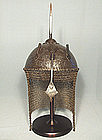 Antique 18th century Indo Persian Helmet Kulah-Khud