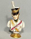 Napoleon Marshal Junot in Napoleonic Hussar Uniform