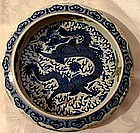 Antique Qing Dynasty Chinese Porcelain Bowl