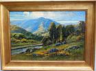 Manuel Valencia Mt. Tamalpais California Art