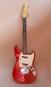 Fender Mustang electric guitar 1965 all original