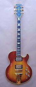 Gibson L 5 s Electric guitar solid body