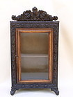 French Miniature Cabinet by Alphonse Giroux