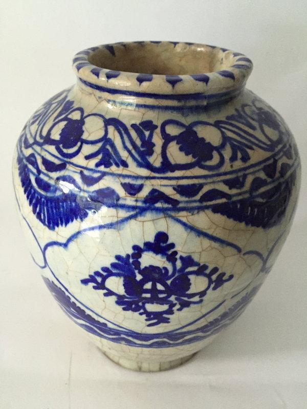 Persian Mamluk empire spice jar 16th century Islamic