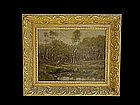 Julian Rix Impressionist Landscape