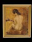 Nude with Guitar Alfred Simonpietri