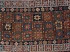 Antique Caucasian Gendje Oriental Rug Carpet