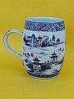 Chinese Export Porcelain Tankard Fitzhugh pattern