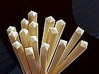 Vintage Real Ivory Chopsticks set of eight fine cond.