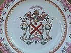 Chinese Export  porcelain Armorial bowl exquisite