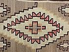 Fine Antique Navajo Rug Andy Warhol Collection