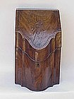 Mahogany Knife Box Georgian c. 1790