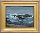 Paul Dougherty California Impressionist Carmel seascape