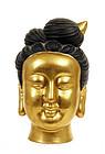 Japanese Kutani Buddha Kwan Quan Yin Head Mk