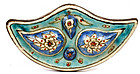 Iran Islamic Turkey Persian Iznik Style Pottery Box