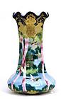 Japanese Nippon Vase Bird Mk