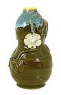 Japanese Sumida Gourd Flower Vase