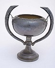 Early 20C Chinese Silver Sterling Censer Mk