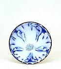 Japanese Fukagawa Imari Porcelain Flower Bowl Mk
