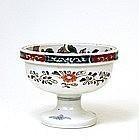 Meiji Japanese Imari Sake Saki Cup Washer Haisen