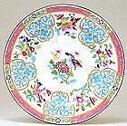 6 Royal Worcester Enamal Minton Plates