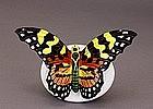 Vintage Rosenthal Butterfly Figurine Sg Yandgemall